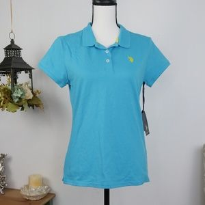 U.S. POLO ASSN. Classic Short Sleeved Polo Shirt
